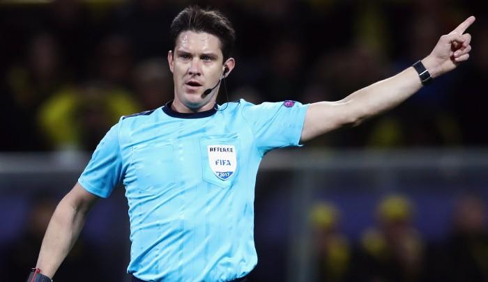 Матч Динамо – Барселона обслужить словенська бригада арбітрів