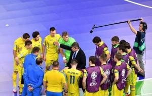 УЕФА засчитал сборной Украины по футзалу техническую победу над Албанией
