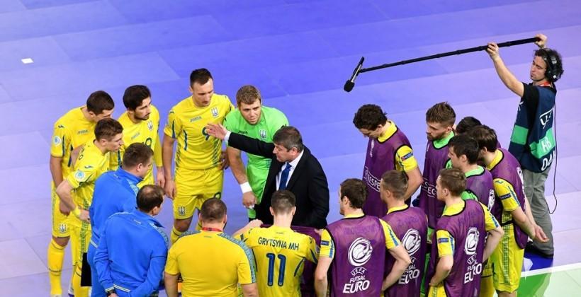 УЄФА зарахував збірній України з футзалу технічну перемогу над Албанією