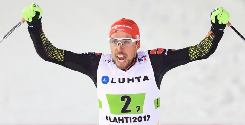 Ридцек — олимпийский чемпион по двоеборью, немцы забрали весь подиум