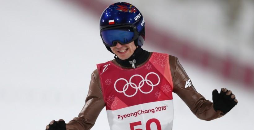 Стох — трехкратный олимпийский чемпион