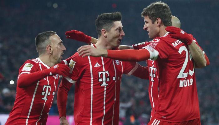 Баварию не остановить, Ройс вернулся и другие итоги 22-го тура Бундеслиги