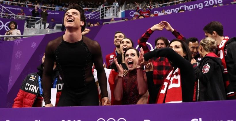 Канада взяла командное золото в фигурном катании