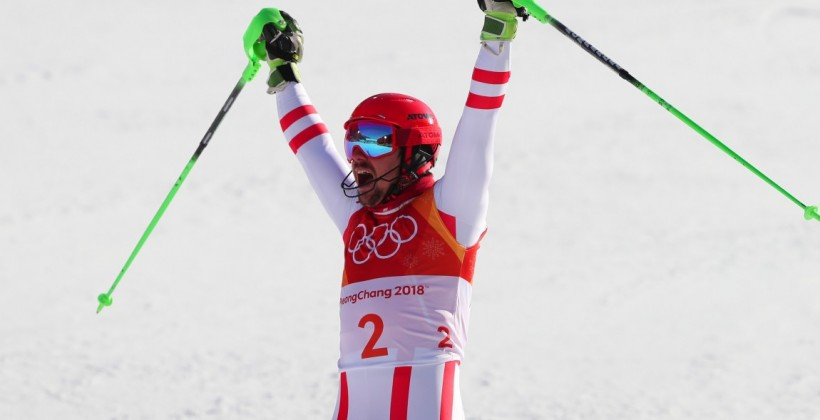 Хиршер — олимпийский чемпион в комбинации