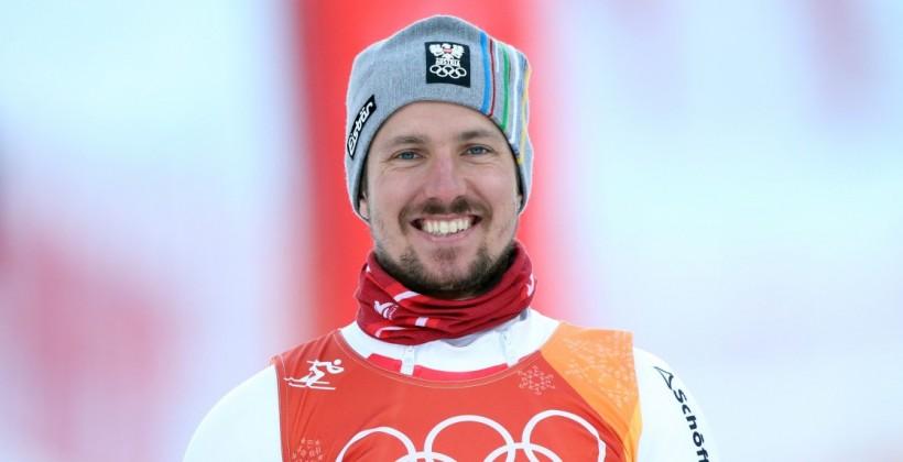 Хиршер — двукратный олимпийский чемпион