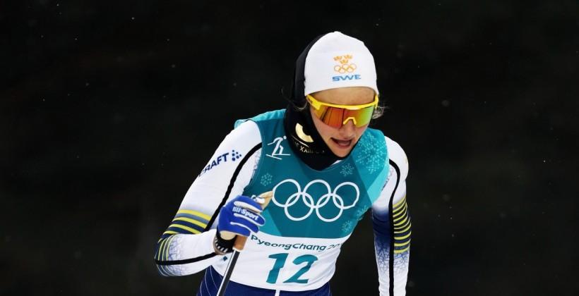 Клэбо и Нильссон — олимпийские чемпионы в спринте