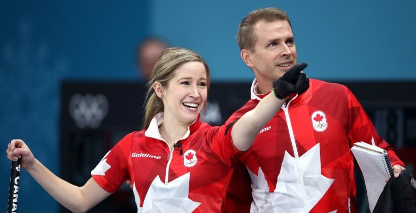 Канада уверенно взяла золото в дабл-миксте