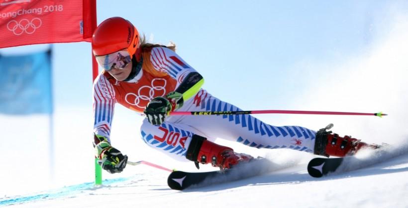 Шиффрин — олимпийская чемпионка в гиганте