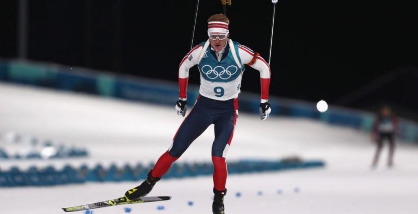 Мартен Фуркад отдал золотую медаль в индивидуальной гонке Йоханнесу Бе