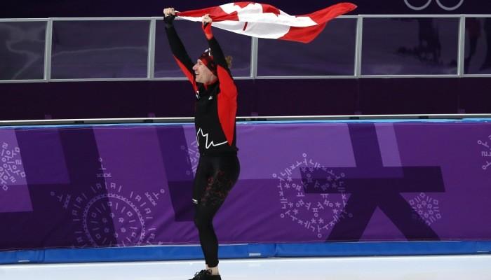 Канадец Блумен — чемпион и рекордсмен Пхенчхана на дистанции 10 км