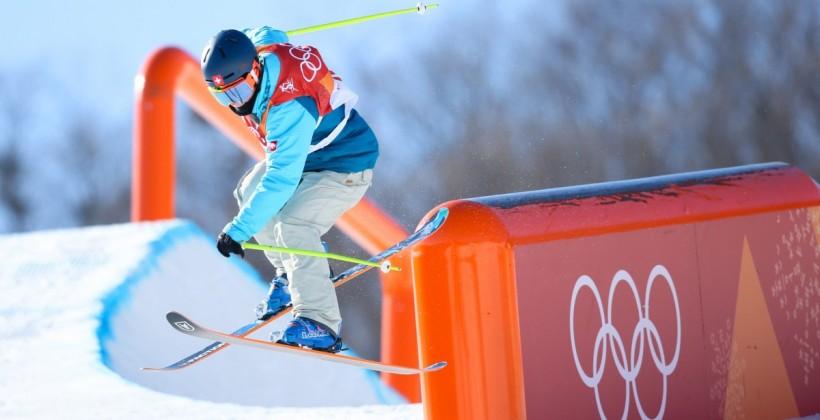 Швейцарка Хоффлин — олимпийская чемпионка в слоупстайле