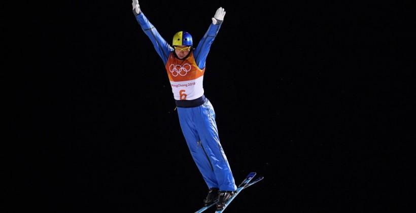 Украинец Абраменко вышел в финал акробатики на Олимпиаде