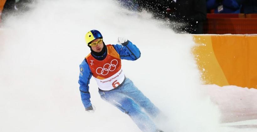 Александр Абраменко — олимпийский чемпион в акробатике