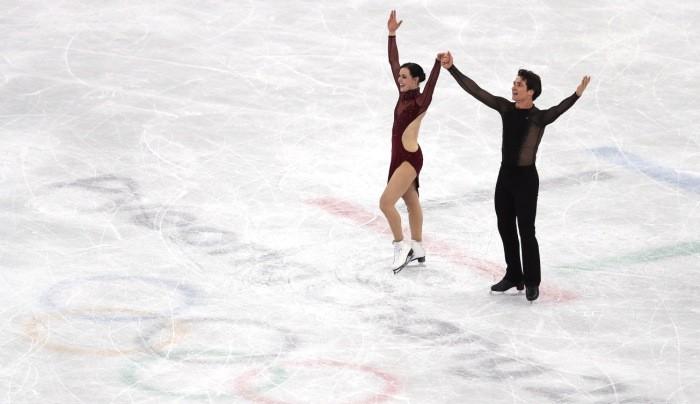 Канадцы Вертью и Моир — чемпионы в танцах на льду