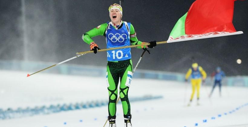 Украина провалила эстафету на Олимпиаде, Беларусь — олимпийские чемпионки