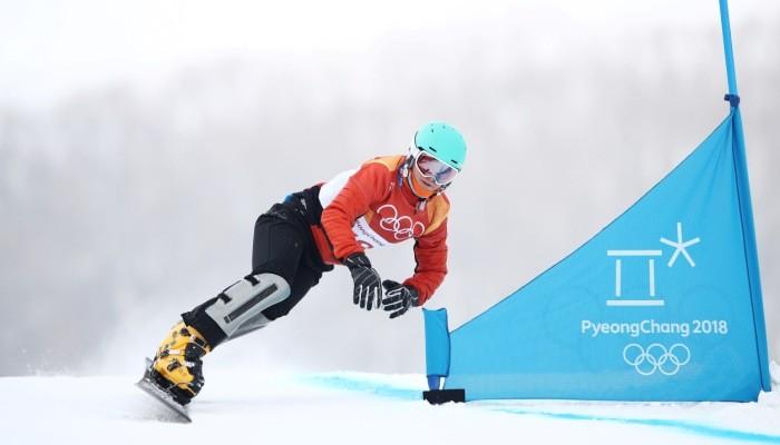 Украинская сноубордистка Данча не прошла квалификацию
