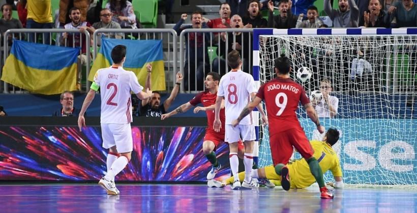 Португалия дожала Испанию в финале футзального Евро