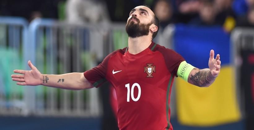 Рикардиньо стал лучшим бомбардиром в истории чемпионатов Европы