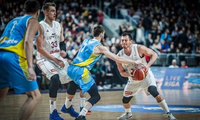 Украина красиво обыграла Латвию в отборе на чемпионат мира-2019