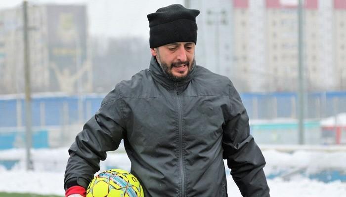 Воротар Зарубін завершив кар'єру і увійшов до тренерського штабу Вікторії