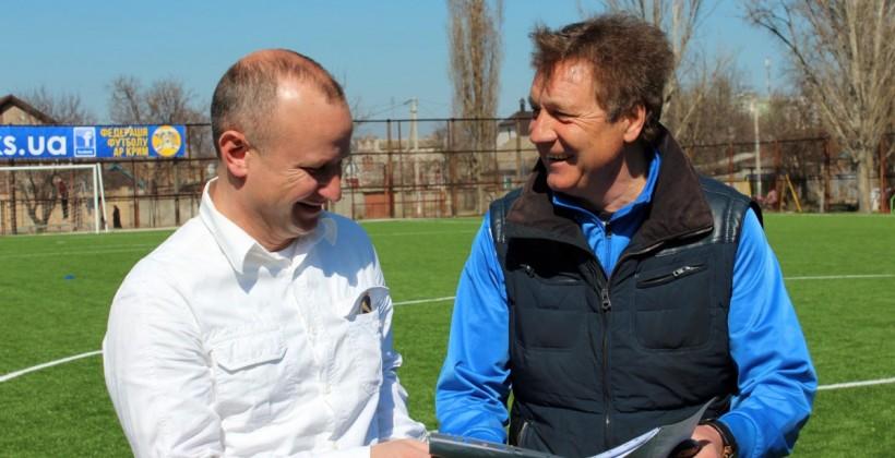 Таврия сыграет в «Кубке Крыма» и поборется за тройку в Группе Б