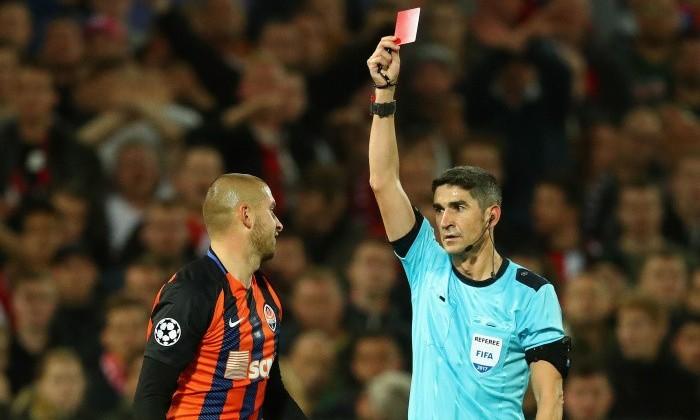 Испанец Мальенко обслужит матч Рома — Шахтер