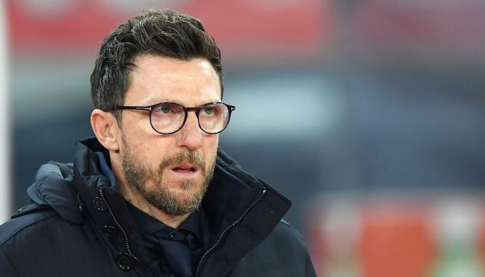 Ди Франческо: «Уверяю, что не думаю о Шахтере. Сначала матч с Торино»