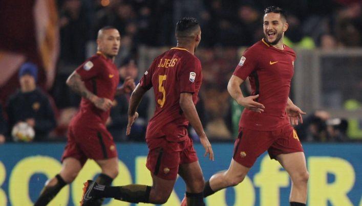 Рома обыграла Торино перед ответной игрой с Шахтером