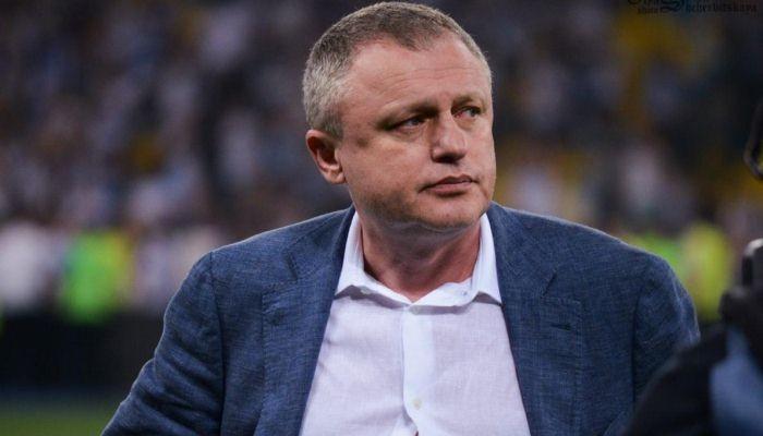 Президент Динамо Игорь Суркис передает деньги на тестирование Первой Лиги Украины