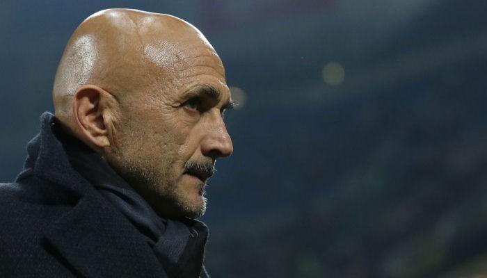 Наполи объявил о назначении Спаллетти главным тренером