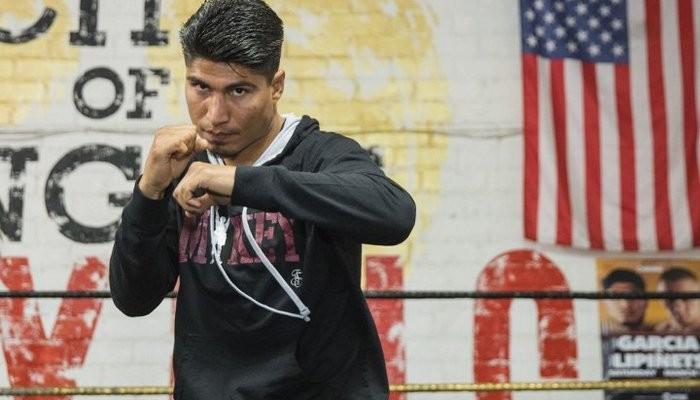 Майки Гарсия, boxingscene.com