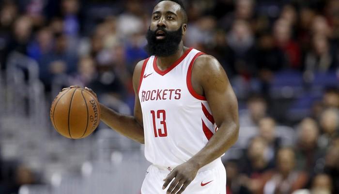 Джеймс Харден НБА