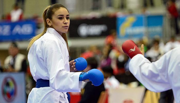 Каратистка Терлюга выиграла этап Премьер-лиги в Дубае
