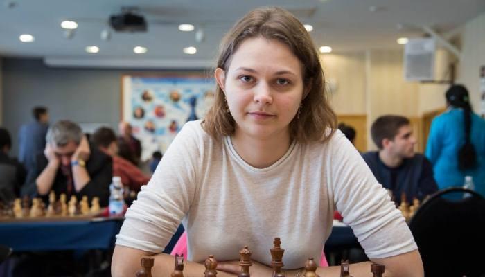 Анна Музычук заняла второе место на чемпионате мира по блицу