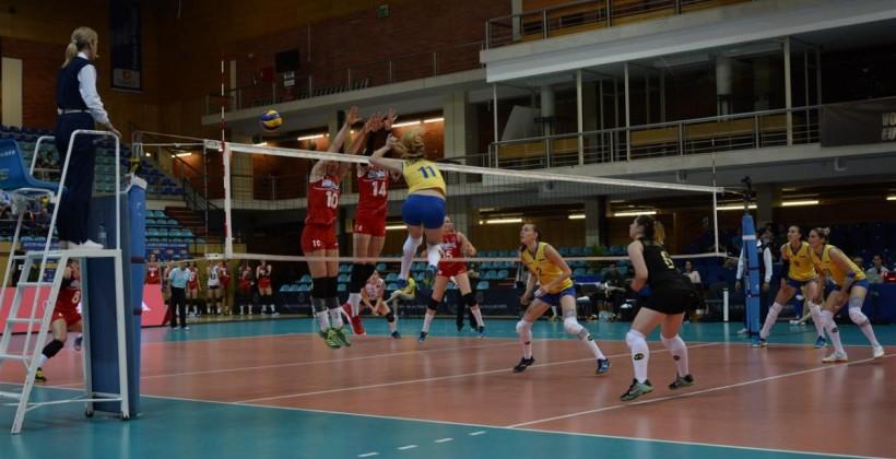 Украина отпраздновала первую победу в женской Золотой Евролиге