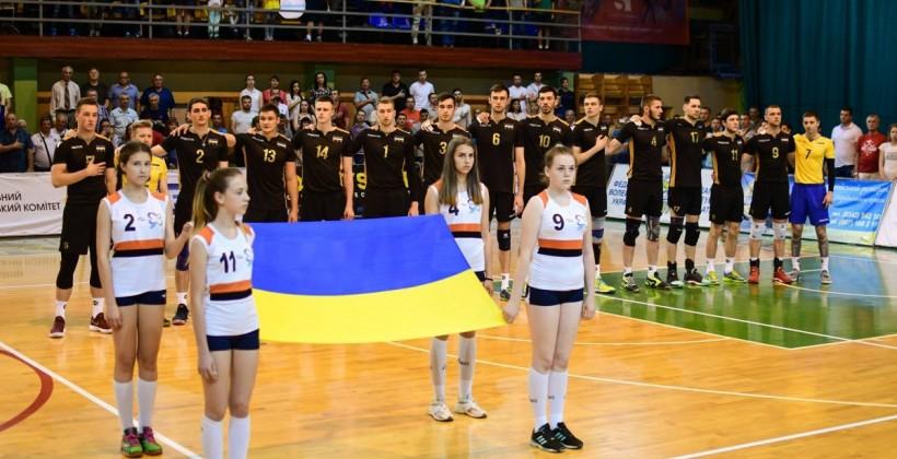 Сегодня мужская сборная Украины стартует в Золотой Евролиге