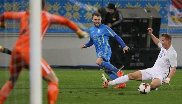 Шевченко задействовал 35 футболистов в матчах сборной Украины в 2018 году