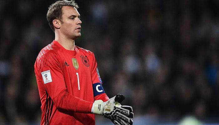 Нойер и Гнабри не получат вызов в сборную Германии на матчи Лиги Наций. Немцы — в одной группе с Украиной
