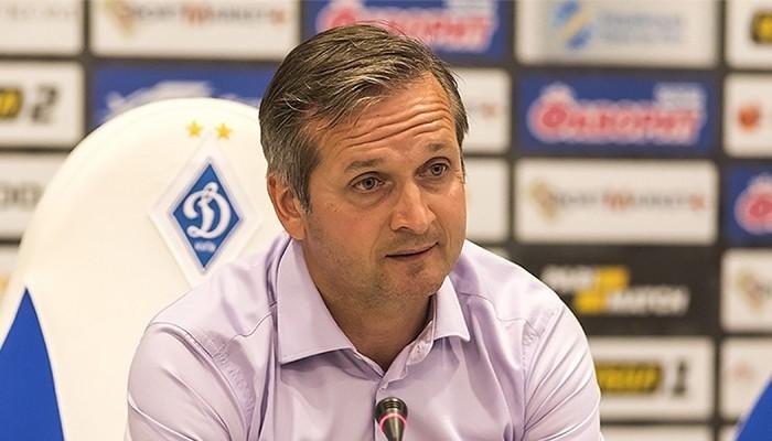 Экс-тренер Черноморца Фролов стал спортивным директором Кривбасса