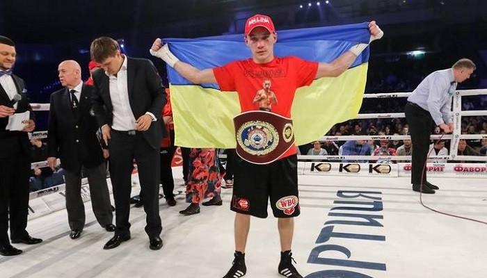 Олег Малиновский бокс