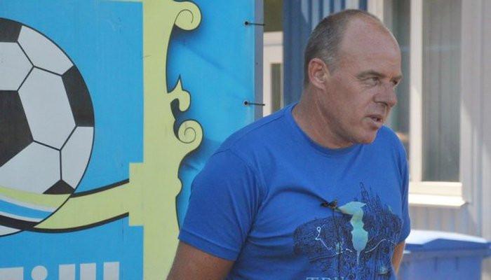 Столовицкий покинул пост главного тренера Кремня