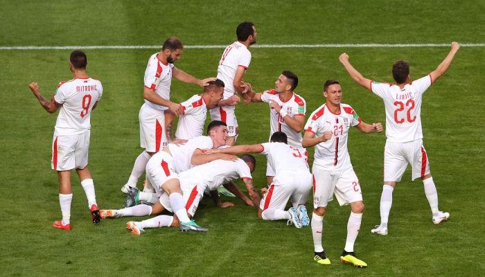 Сербия – Португалия где смотреть в прямом эфире трансляцию матча