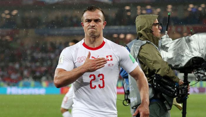 Сербия Швейцария чемпионат мира ЧМ-2018