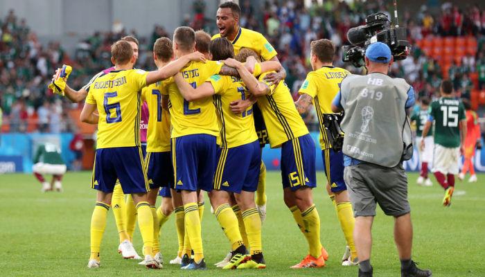 Швеция - Грузия где смотреть в прямом эфире трансляцию матча