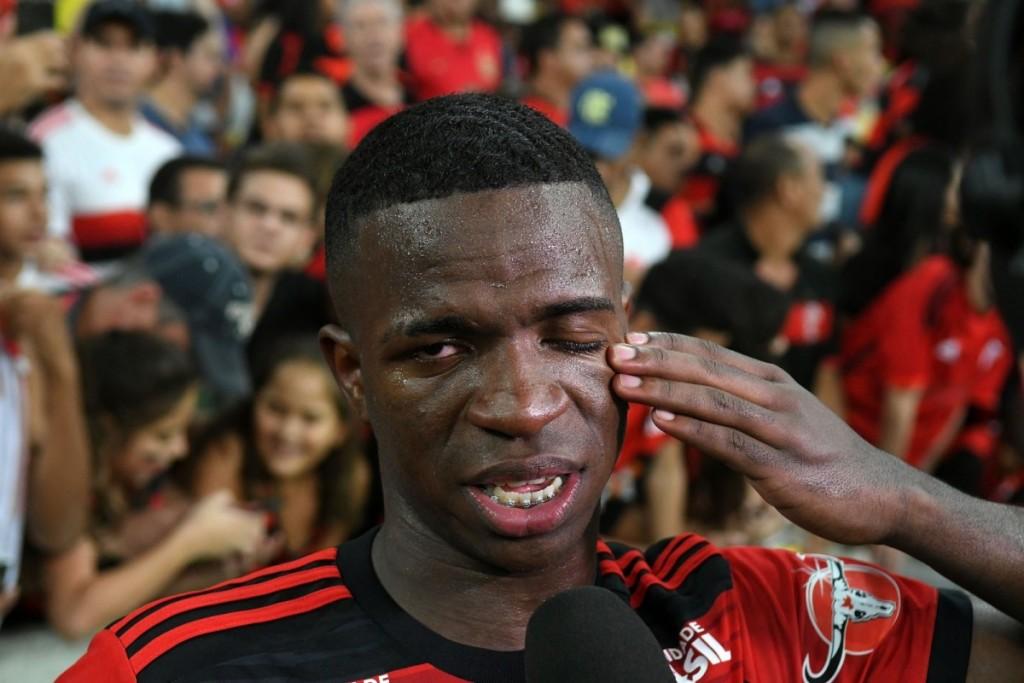 Винисиус Жуниор Фламенго Реал