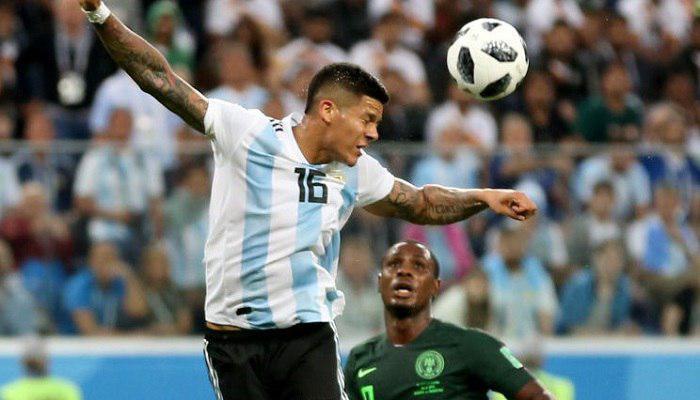 Маркос Рохо Аргентина Нигерия