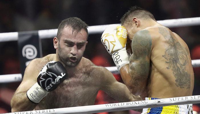 Усик чемпион мира Гассиев бокс бой