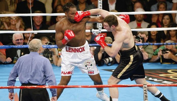 кличко льюис бокс