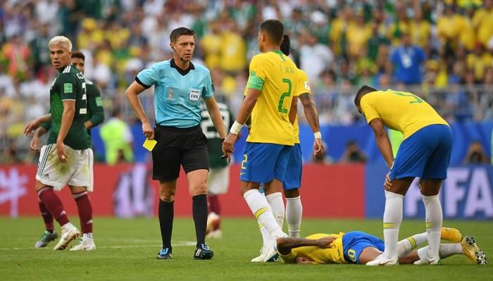 неймар бразилия чемпионат мира