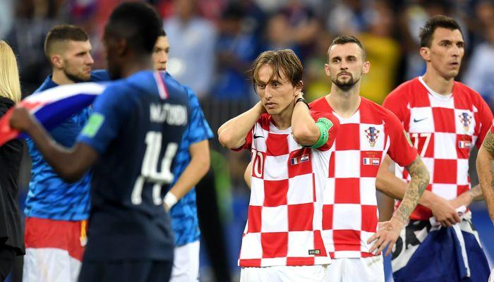 Франция Хорватия финал чемпионата мира